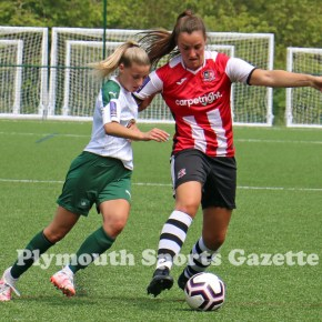 GALLERY: Argyle leave it too late against rivals Exeter in Devon Cup final
