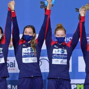 Stephens and Proud win medals on the final day of the European Champs