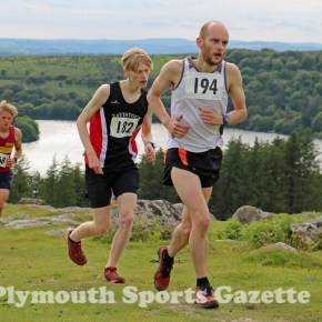 GALLERY: Pictures from the 2021 Burrator Horseshoe Run