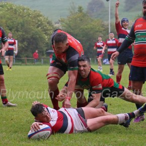 GALLERY: Marjon forced to work hard to overcome Tamar Saracens