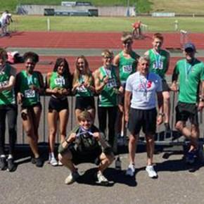 Region's athletes impress at county championship events