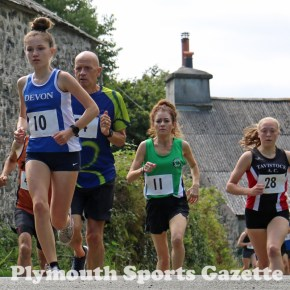 GALLERY: Pictures from the Peter Tavy Plod run on Dartmoor