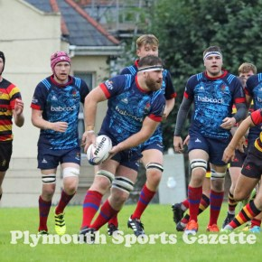 GALLERY: Devonport Services end pre-season campaign with victory over Saltash