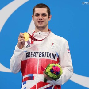Plymouth's Dunn claims yet another Paralympic gold medal and a world record