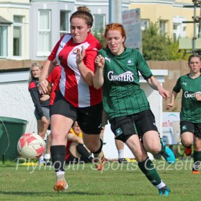 WOMEN'S FOOTBALL: Home disappointment for Plymouth Argyle and Marine Acadmey