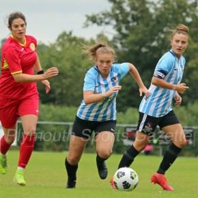 WOMEN'S FOOTBALL: Late agony for Argyle and Marine Academy
