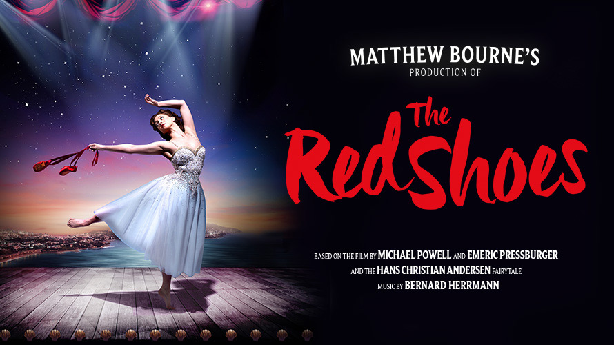 Matthew Bournes Production Of The Red Shoes Theatre