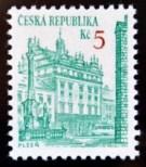 plzeň na známce
