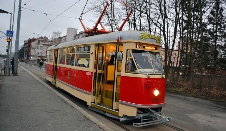 tříkrálová tramvaj plzeň