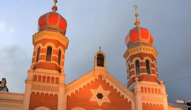 velká syngoga v plzni