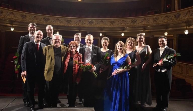 operní pěvci z kanady v plzni