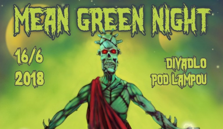 mean green night