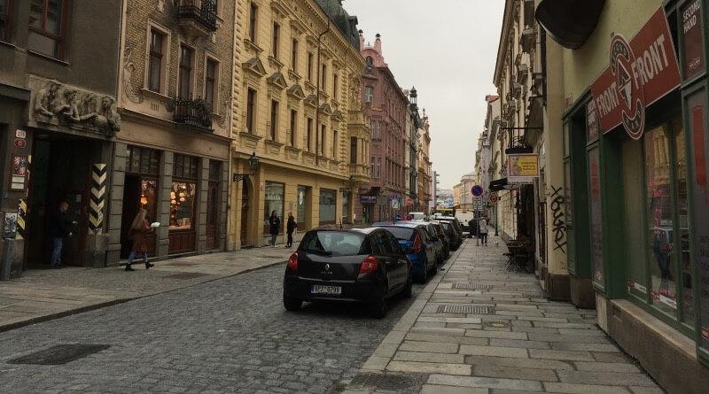 Sedláčkova ulice