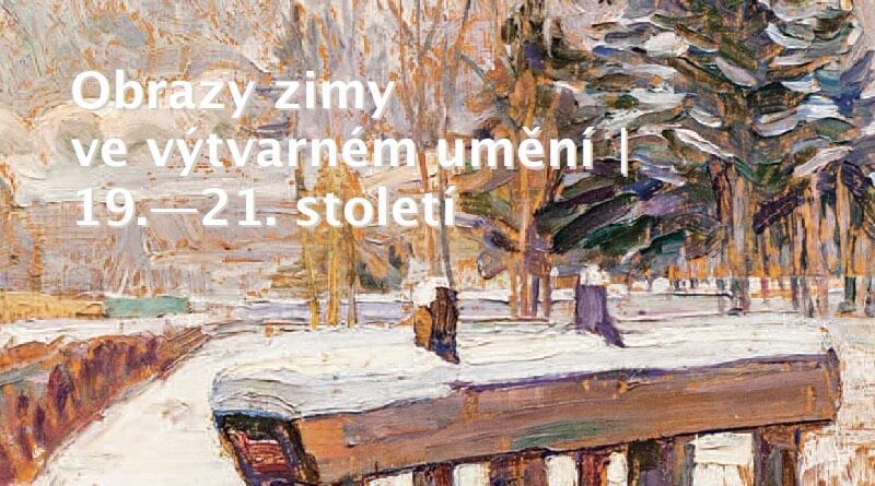 obrazy zimy