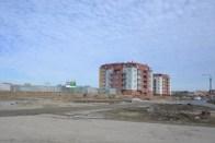 Stavba nové trati na Borská pole v Plzni