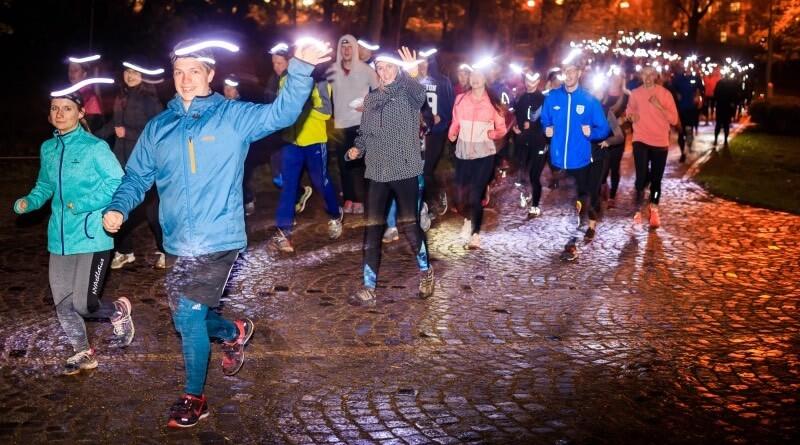 Běh pro světlušku