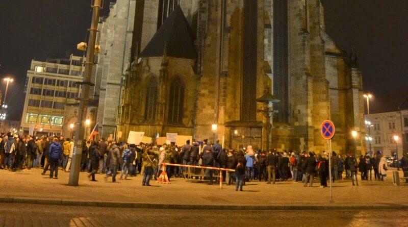 V Plzni se bude demonstrovat za záchranu internetu