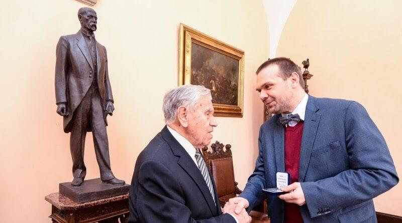 Jiří Světlík oslavil 95. narozeniny. Skautem je již 80 let