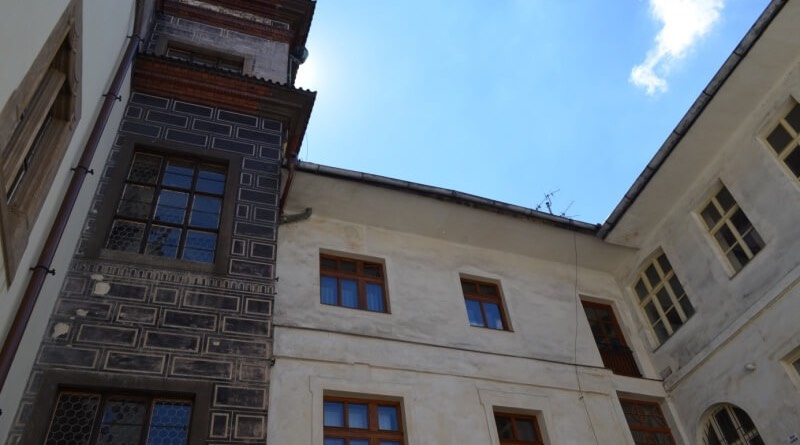 plzeňské dvorky