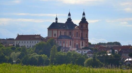 kostel Nanebevzetí Panny Marie Přeštice