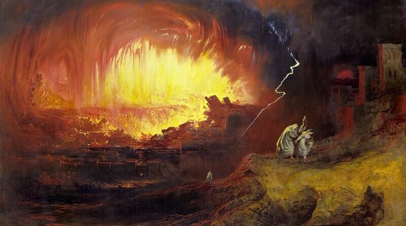 Sodoma a Gomora