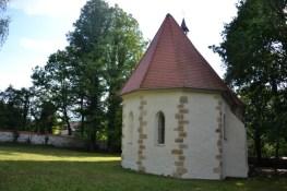 Kostel sv. Ambrože ve Vícově