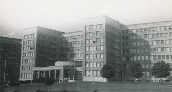 IG-Farben Frankfurt