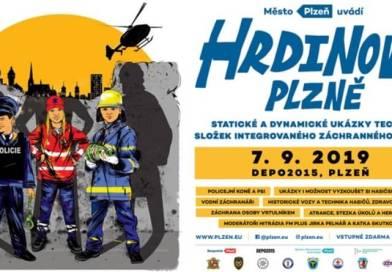 Hrdinové Plzně se blíží, Plzeňané se mají na co těšit