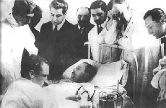 transfuze 1914