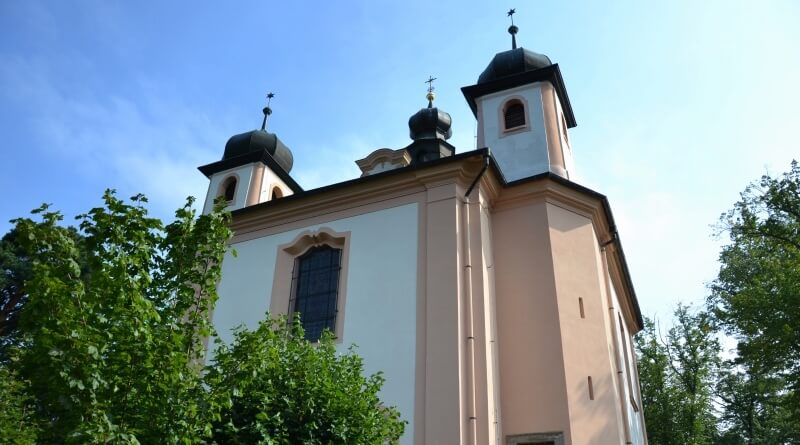 Kaple Navštívení P. Marie