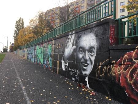 Graffiti sKarlem Gottem