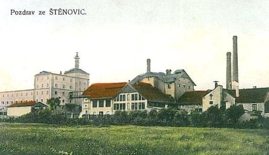 Pivovar Štěnovice