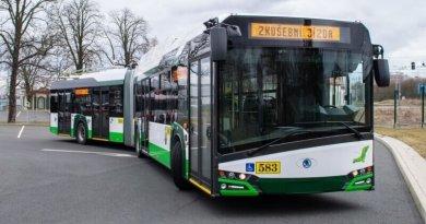 Trolejbusem do Radčic, Křimic a Malesic
