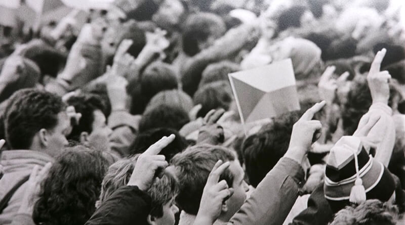 sametová revoluce v Plzni