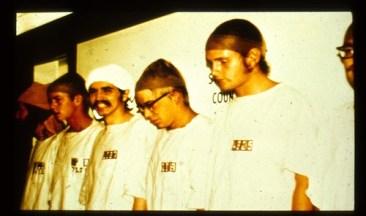 Seřazení vězni