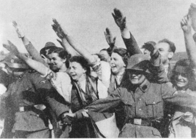 sudetoněmecké ženy