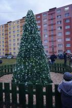 Vánoce na Borech