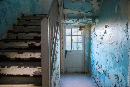 St. Albans sanatorium dnes