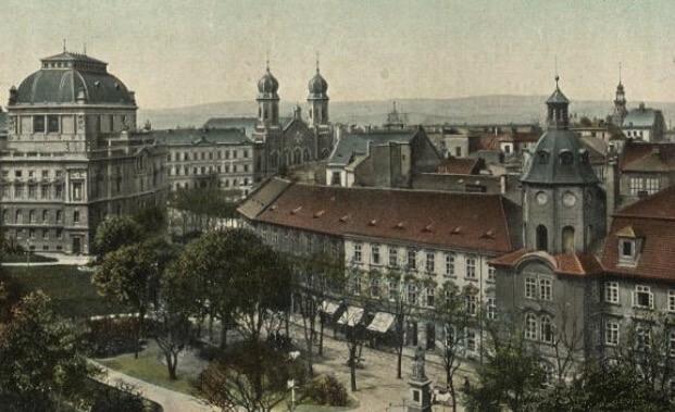 pohlednice Plzeň