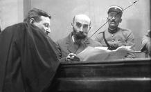 Landru během procesu v roce 1921
