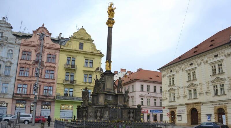 Mariánský sloup v Plzni