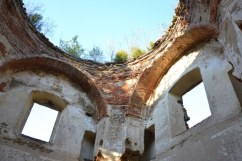 Zřícenina kaple sv. Jana