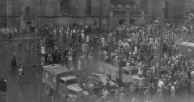 Měnová reforma v roce 1953 připravila lid o úspory. Nejhlasitěji se ozvali v Plzni