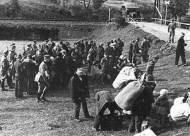 Vysidlování Polska, 1940
