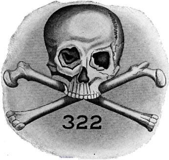 Logo Skull and Bones