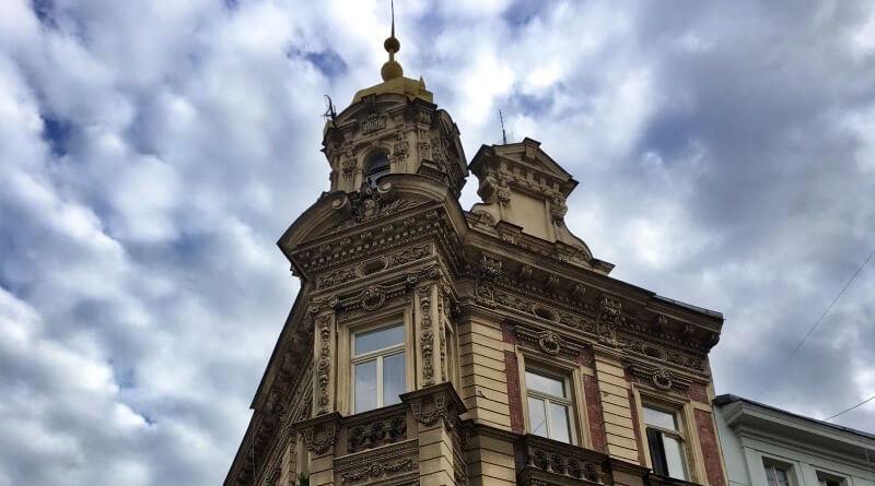 Plzeň Prešovská ulice
