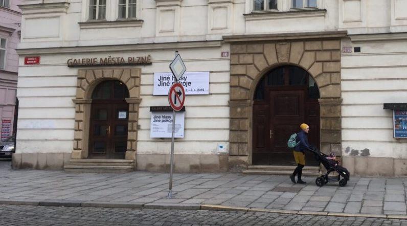 Galerie města Plzně a Galerie Jiřího Trnky