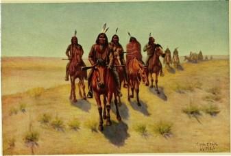 První tam ale byli indiáni...