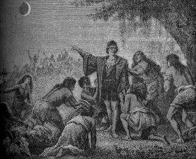 Kolumbus v Americe
