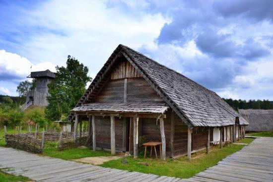 Historický park Bärnau-Tachov